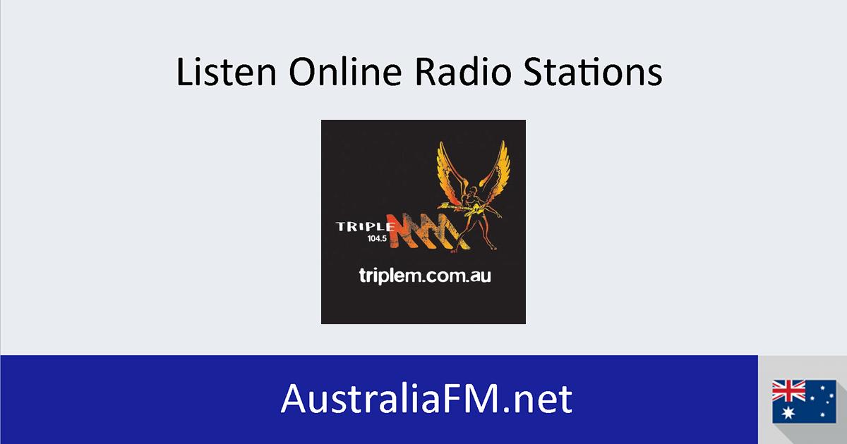 Radio stations brisbane online dating